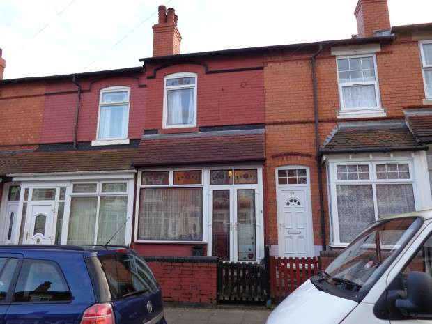 3 Bedrooms Terraced House for sale in Farnham Road, Handsworth, B21