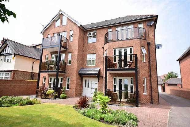 2 Bedrooms Flat for sale in Flat 1, 3 Links Gate, LYTHAM ST ANNES, Lancashire