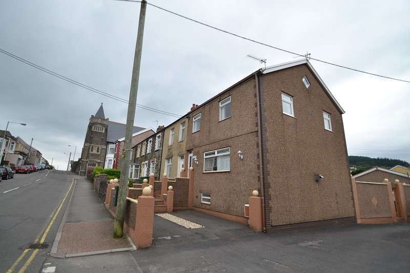 5 Bedrooms End Of Terrace House for sale in Van Road, Caerphilly, Caerphilly. CF83 1JZ