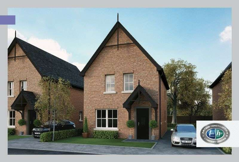 3 Bedrooms Detached House for sale in The Grange Detached, Drumford Meadow, Portadown