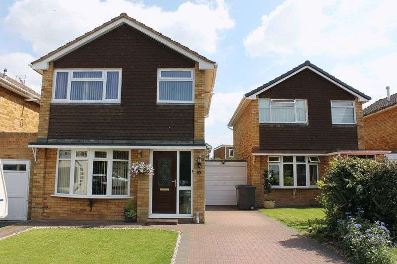 3 Bedrooms Detached House for sale in Marston Close, Wheaton Aston