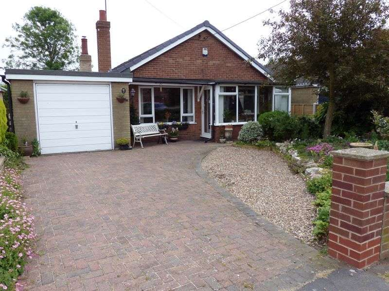 3 Bedrooms Detached Bungalow for sale in High Street, Swinderby