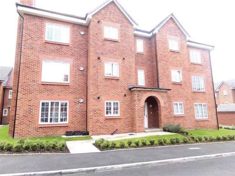 2 Bedrooms Flat for sale in Boothdale Drive, Audenshaw