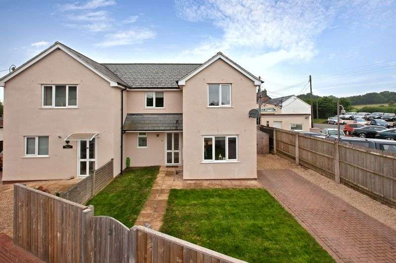 3 Bedrooms Semi Detached House for sale in HILLCOMMON