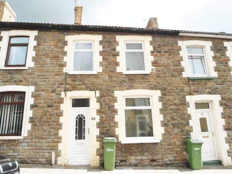 2 Bedrooms Terraced House for sale in Caerphilly Road, Senghenydd