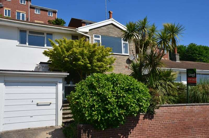2 Bedrooms Semi Detached Bungalow for sale in CHESTNUT DRIVE, BRIXHAM