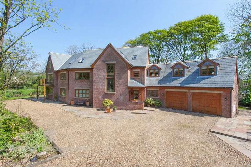 6 Bedrooms Detached House for sale in Rivington Road, Belmont, Bolton, Lancashire