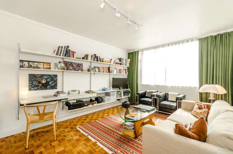1 Bedroom Flat for sale in Murray Mews, Camden, NW1