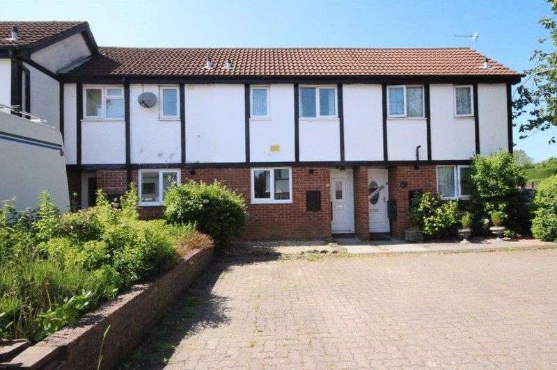 1 Bedroom Terraced House for sale in Heritage Park, St Mellons