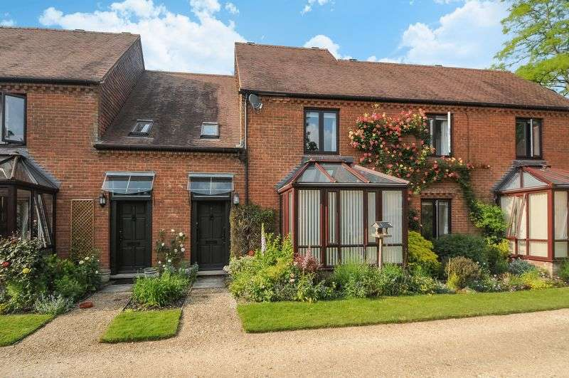 2 Bedrooms Cottage House for sale in Bearwater, Charnham Street, Hungerford