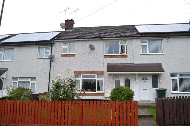 3 Bedrooms Terraced House for sale in Fawley Close, Willenhall, Coventry, West Midlands