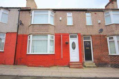 3 Bedrooms Terraced House for sale in Donegal Road, Liverpool, Merseyside, L13