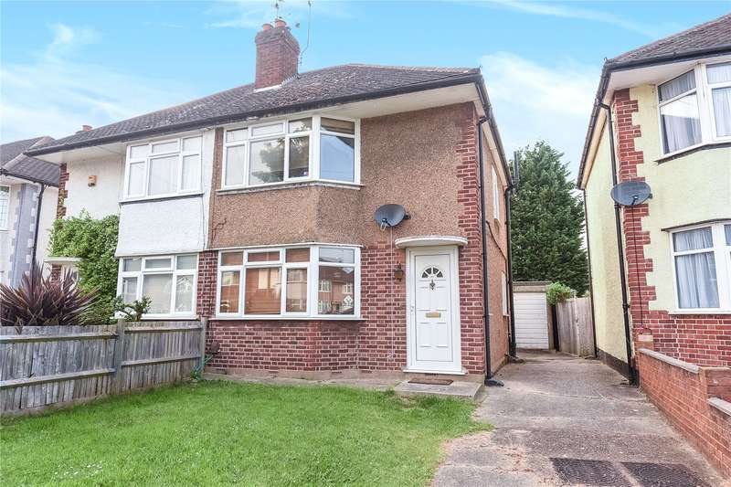 3 Bedrooms Semi Detached House for sale in Royal Crescent, South Ruislip, Middlesex, HA4