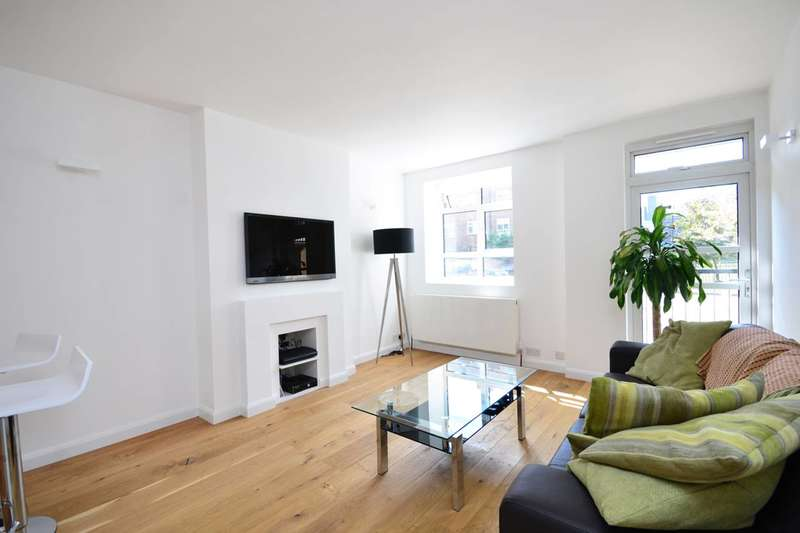 1 Bedroom Flat for sale in Longlands Court, Notting Hill, W11