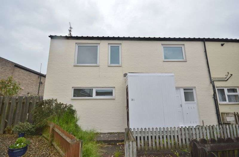 3 Bedrooms Terraced House for sale in Lincoln Way, Corby