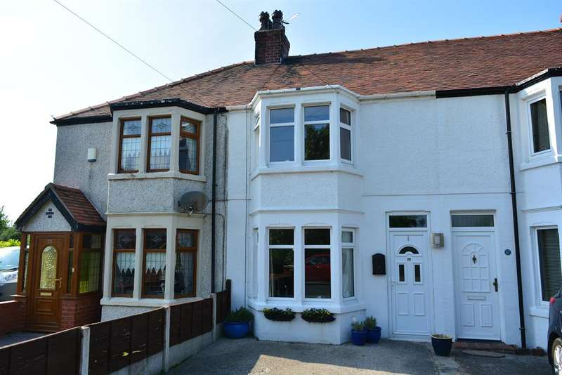 3 Bedrooms Terraced House for sale in School Road, South Shore, Blackpool, FY4 5DS