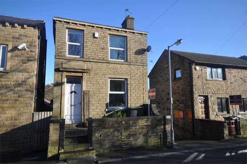 2 Bedrooms Detached House for sale in 3 Nabcroft Lane, Crosland Moor, HUDDERSFIELD, West Yorkshire