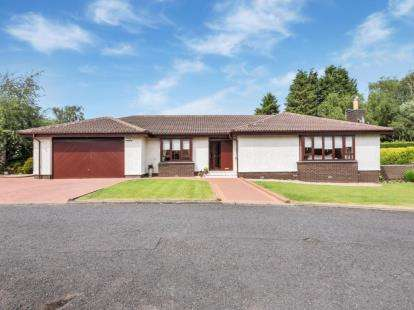 4 Bedrooms Bungalow for sale in Eden Park, Bothwell