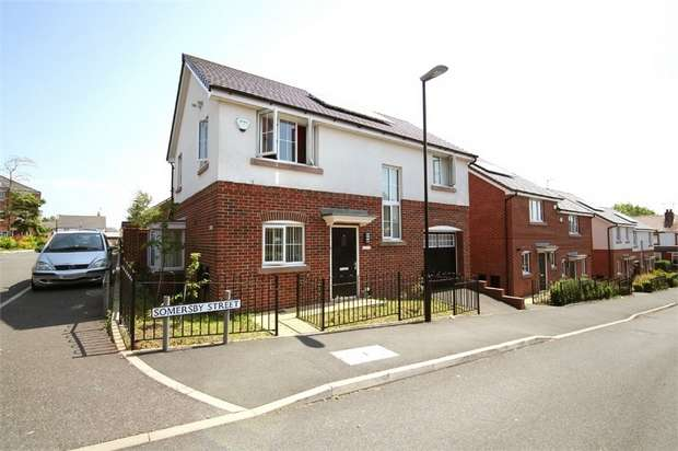 4 Bedrooms Detached House for sale in Alvingham Avenue, Oldham, Lancashire
