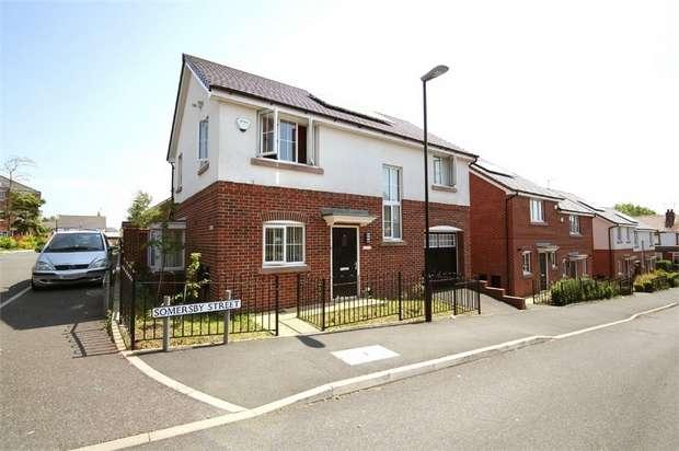 4 Bedrooms Detached House for sale in Alvingham Avenue, Oldham, Lancashire