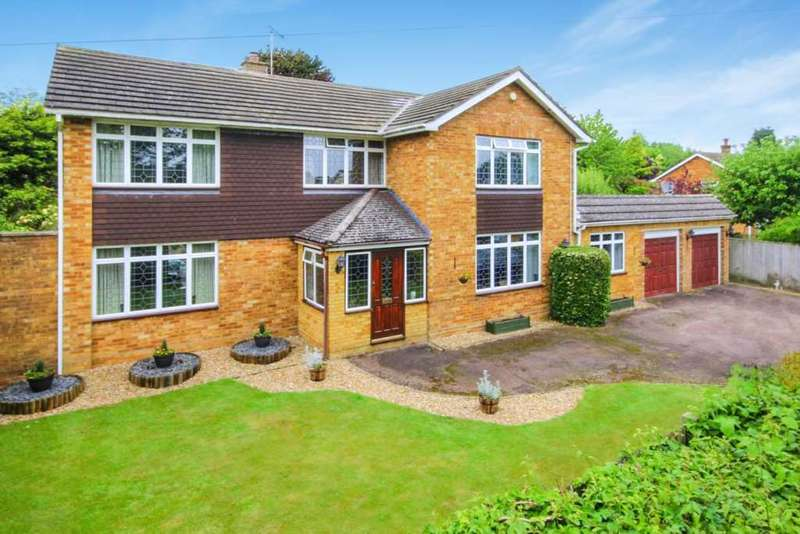 5 Bedrooms Detached House for sale in Chambersbury Lane, Leverstock Green