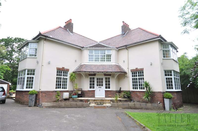 4 Bedrooms Detached House for sale in Concordia Avenue, Upton, Wirral