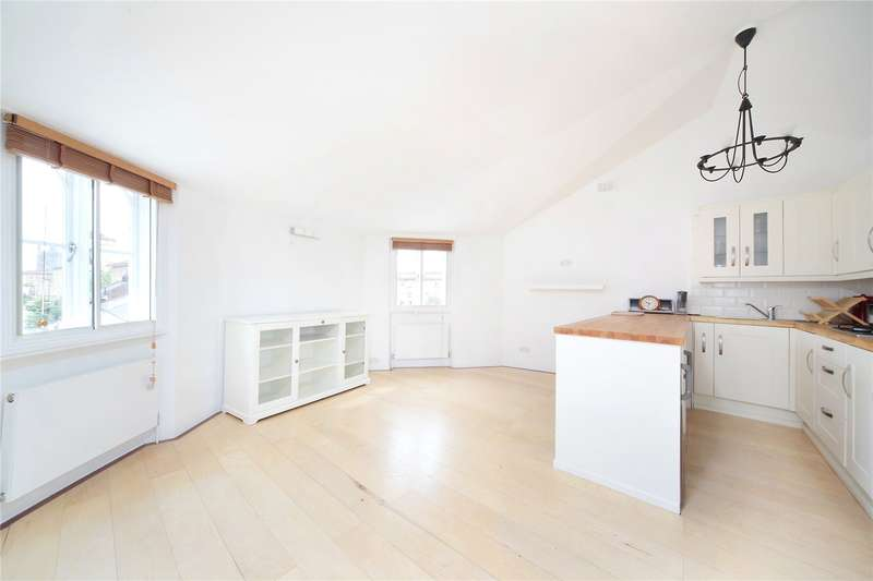 2 Bedrooms Flat for sale in Wandsworth Road, London, SW8