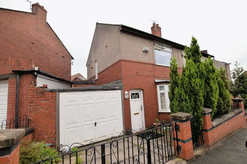2 Bedrooms Semi Detached House for sale in Mornington Road, Heaton, Bolton