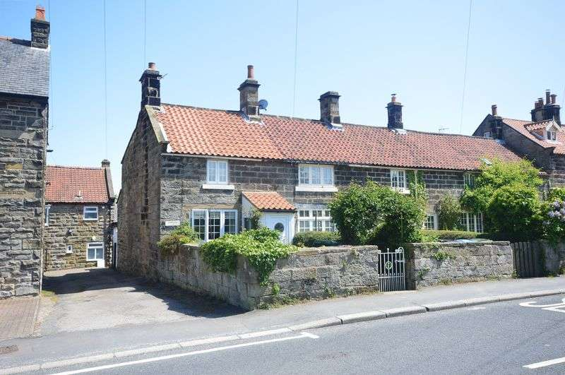 2 Bedrooms Cottage House for sale in Coach Road, Whitby