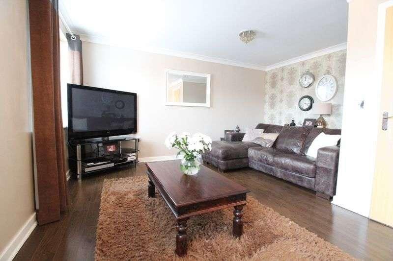 4 Bedrooms Terraced House for sale in St Aloysius View, Riverside Village, Hebburn