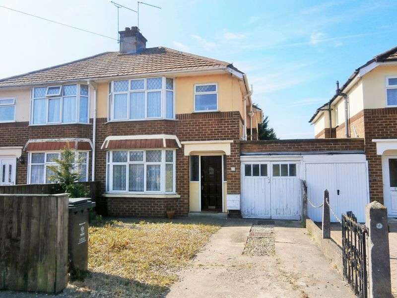 3 Bedrooms Semi Detached House for sale in Headlands Grove, Upper Stratton