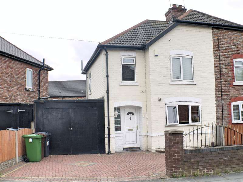 3 Bedrooms Semi Detached House for sale in Vaux Crescent, Liverpool, L20 0AP