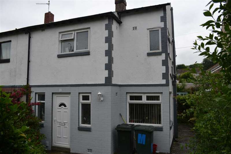 3 Bedrooms Semi Detached House for sale in Gaythorne Terrace, Clayton, Bradford
