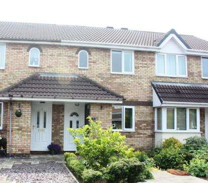 2 Bedrooms Terraced House for sale in Johnson Close, Carnforth, LA5