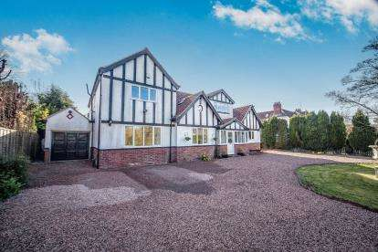 5 Bedrooms Detached House for sale in Sycamore Avenue, Darras Hall, Northumberland, Darras Hall, NE20