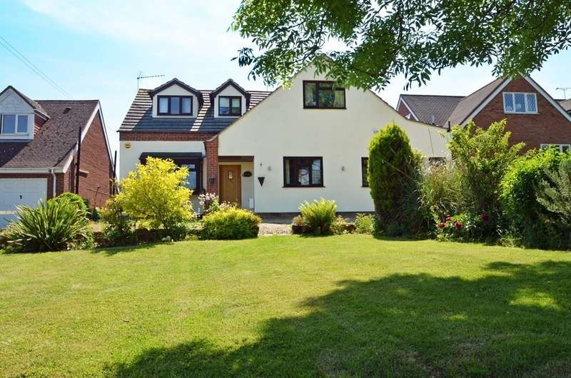 4 Bedrooms Detached House for sale in Marton Road, Birdingbury, Rugby