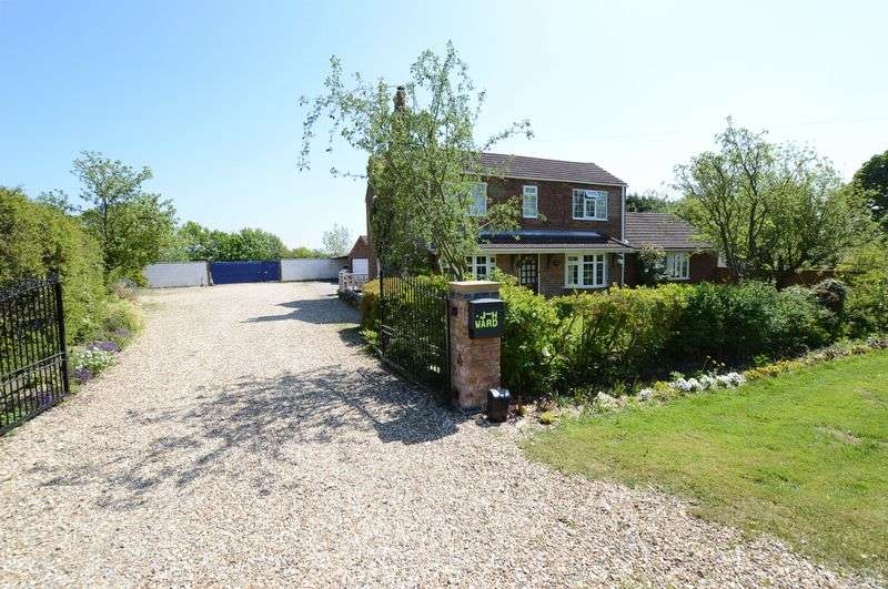 4 Bedrooms Detached House for sale in Moor Lane Farm, Moor Lane, Horsington