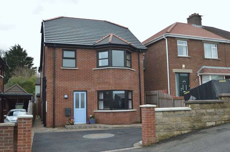 4 Bedrooms Detached House for sale in 3a Gortin Park, Belfast, BT5 7EP