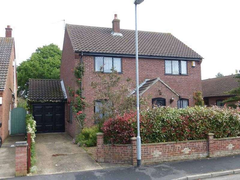 4 Bedrooms Detached House for sale in Belton