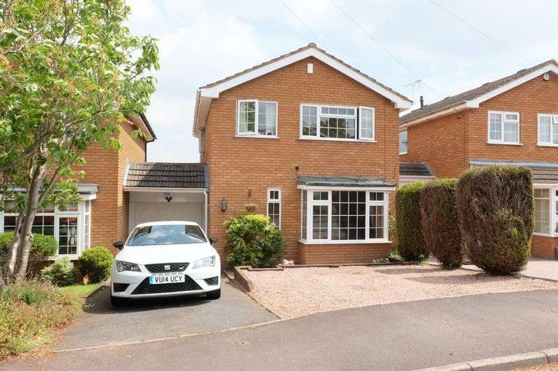3 Bedrooms Detached House for sale in Lansdown Green, Kidderminster DY11 6PX