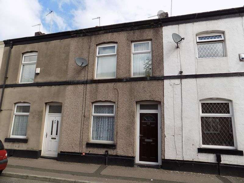 3 Bedrooms Terraced House for sale in Fletcher Street, Bury