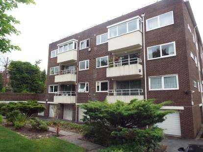 2 Bedrooms Flat for sale in Westdene, 34 Lulworth Road, Southport, Merseyside, PR8