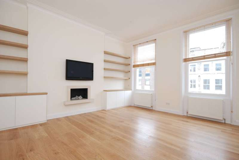 2 Bedrooms Flat for sale in Lexham Gardens, Kensington, W8