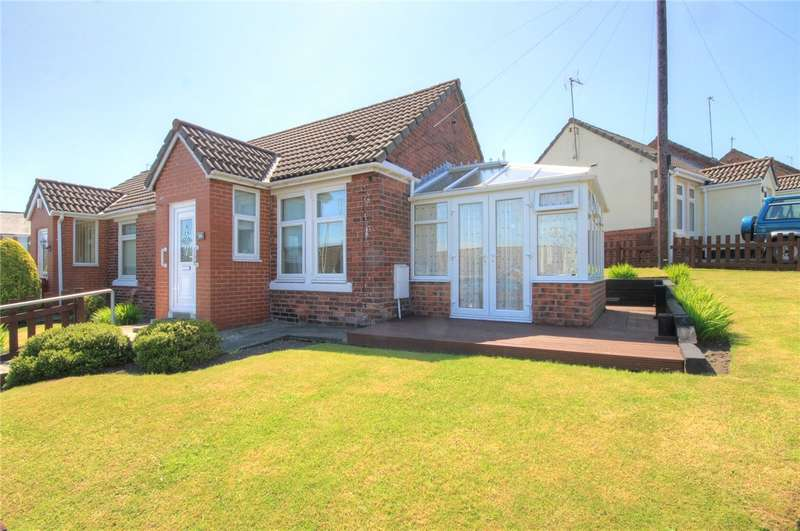1 Bedroom Semi Detached Bungalow for sale in Cherry Cottages, Tantobie, Stanley, DH9