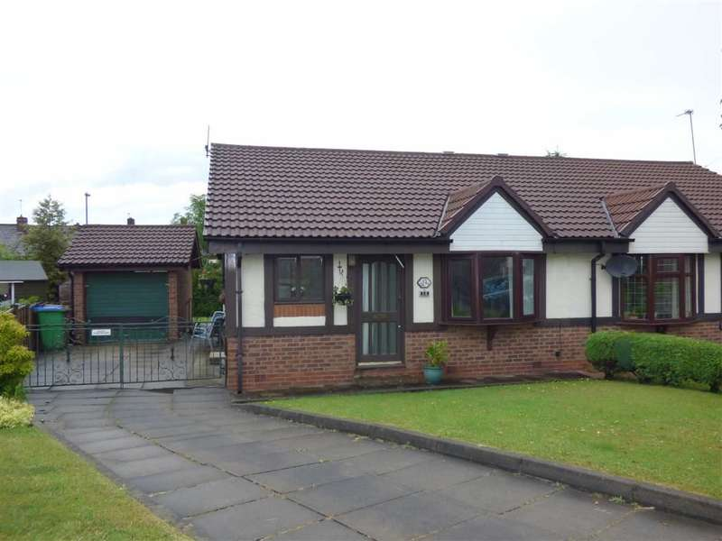 2 Bedrooms Property for sale in Pasture Close, HEYWOOD, Lancashire, OL10