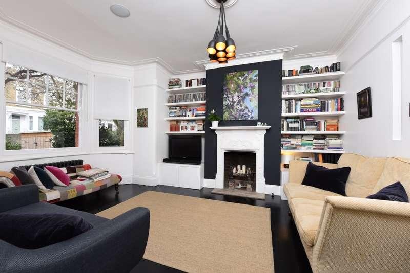 4 Bedrooms Terraced House for sale in Grove Park Terrace, London, London, W4