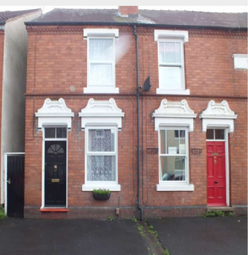 3 Bedrooms End Of Terrace House for sale in Cobden Street, Kidderminster, Worcestershire, DY11