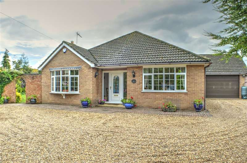 5 Bedrooms Bungalow for sale in Banks Lane, Heckington