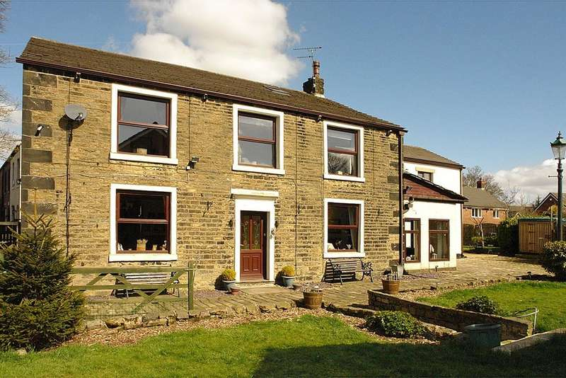 6 Bedrooms House for sale in Greengate Farm, Broad Lane, Burnedge, Rochdale