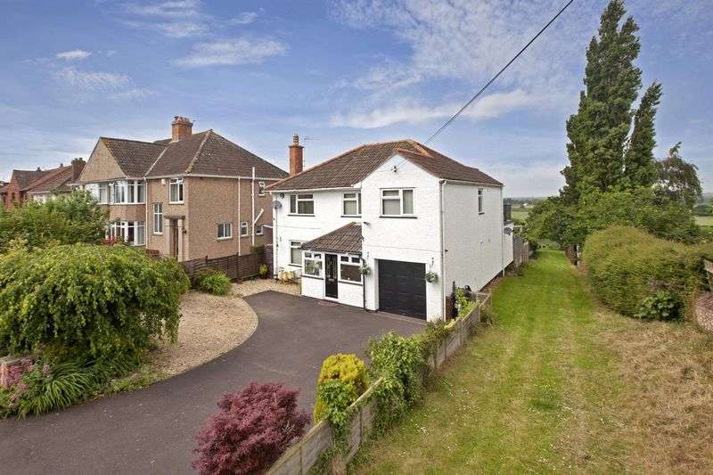 5 Bedrooms Detached House for sale in Wembdon Hill, Bridgwater